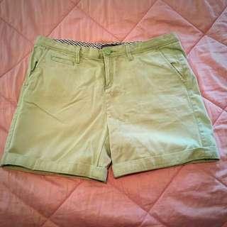 Seafoam Shorts