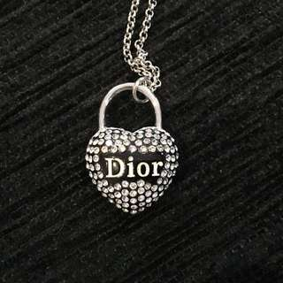 Replica Dior Diamanté Necklace