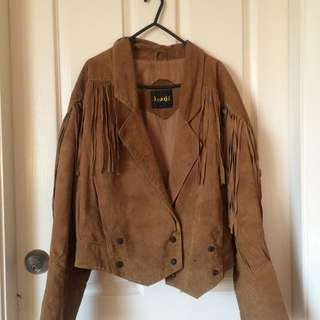 Woodstock 70's Fringe Jacket