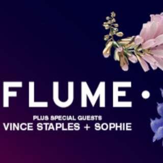 1 x Flume - Thurs 15th December, GA Lawn