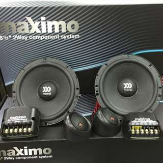 Morel Maximo 6.5 Component Set