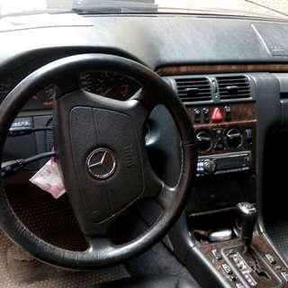 Benz 99年E320