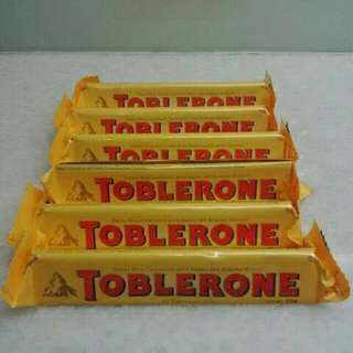 Toblerone 35gr
