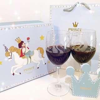 手工雕刻紅酒杯香檳杯 結婚禮物 訂造 週年紀念 聖誕禮物 刻名 水晶玻璃酒杯刻字 Wedding