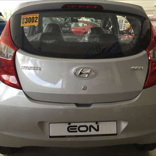 Hyundai Eon GLX manual