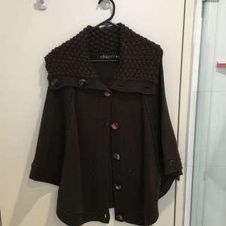 Brown Woollen Jacket