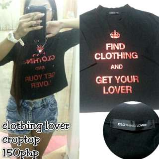 ClothingLover  Croptop