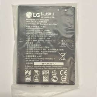 100% 原裝 LG V10 H961N F600 H968 電池 BL-45B1F 充電池 Battery 電池