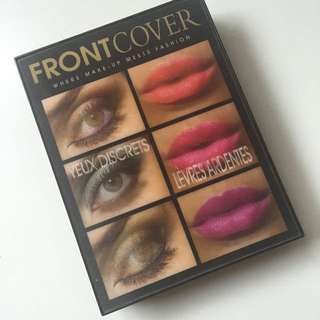 Front Cover When Make-Up Meets Fashion