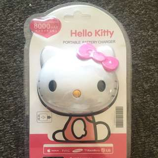 Hello Kitty Portable Chager