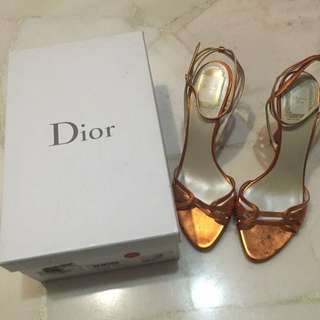 PL AUTHENTIC DIOR Glam Eve Sandale(Limited Edition)