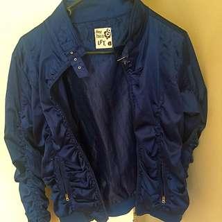 Blue Jacket Size L