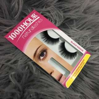 1000 Hour Natural Lashes