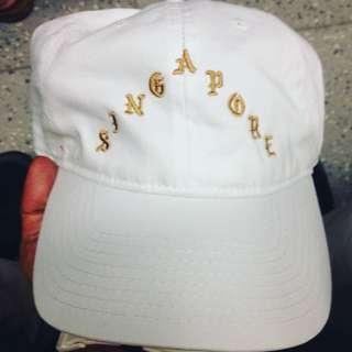 """Yeezy """"Singapore"""" cap"""
