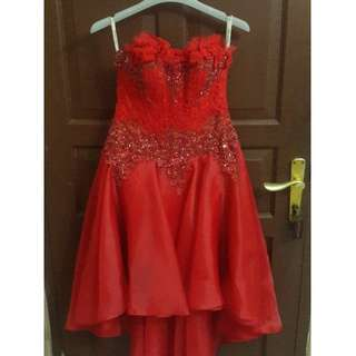 Hengki Kawilarang Party Dress