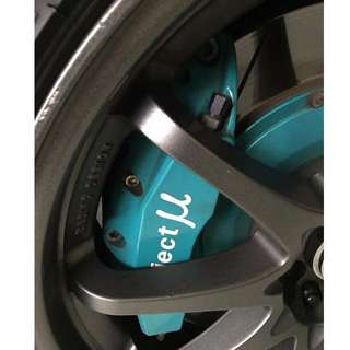 Project Mju BBK Brakeset for Honda Odyssey