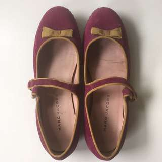 Marc Jacobs Mary Jane Flat Shoes