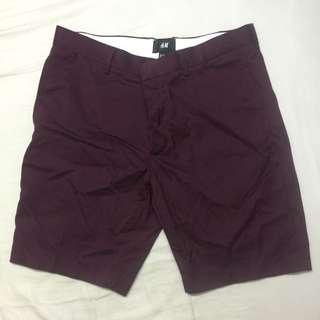 H&M Formal Shorts