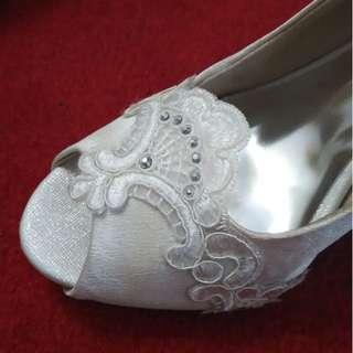 WHITE LABEL Wedding Shoes