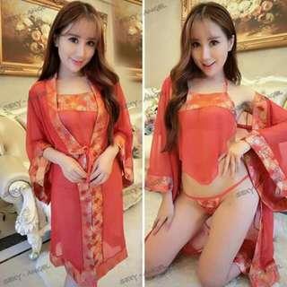 Sexy Lingerie Dress