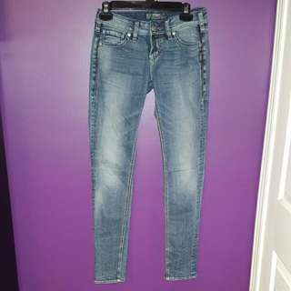 """Silver """"Aiko"""" Jeans"""