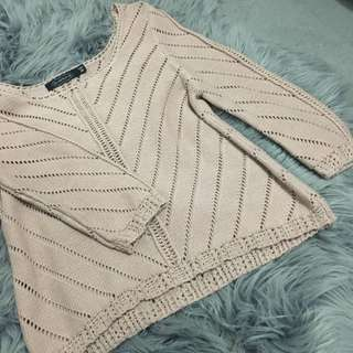 Knitted Glassons 3/4 Sleeved Jumper