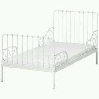 MINNEN Kids/helper Bed Ikea