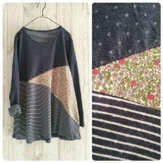 Blouse Tee Import