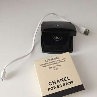 Power Bank And Mirror