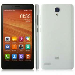 Xiaomi Redmi Note 4G LTE (White, 8GB)