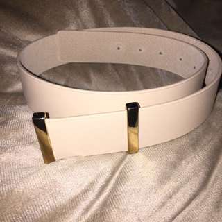 Kookai Nude Belt New Without Tags