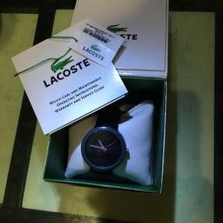 LACOSTE中性錶