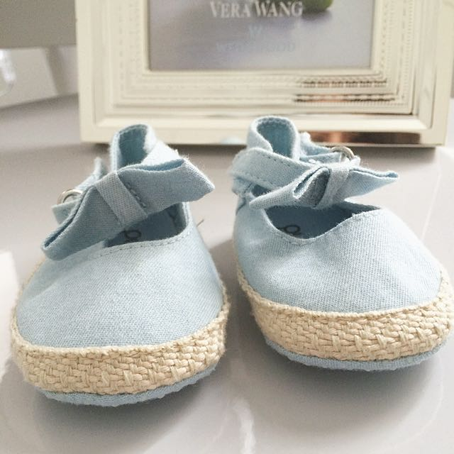 Sold Pending - 3-6 months Purebaby Shoes