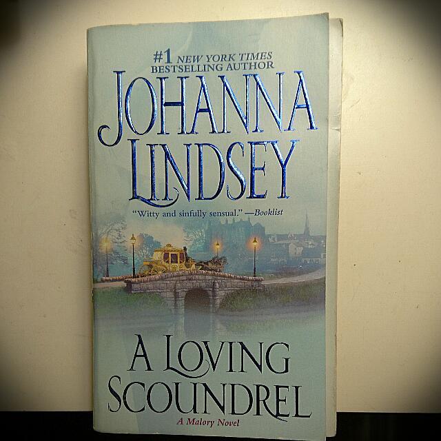 A Loving Scoundrel by Johanna Lindsey