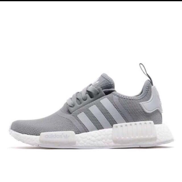 ddec7a182 Adidas NMD runner Men s Grey