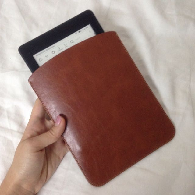 BN Amazon Kindle Paperwhite Brown Leather Case