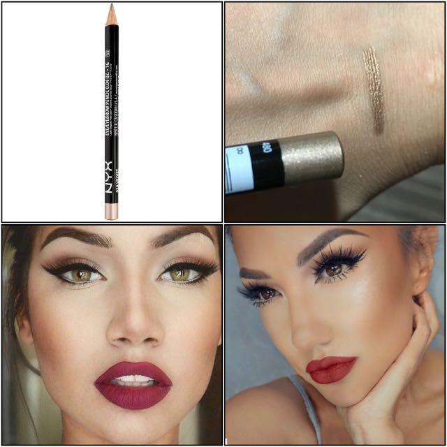 [BN] NYX Slim Eye Pencil, Velvet