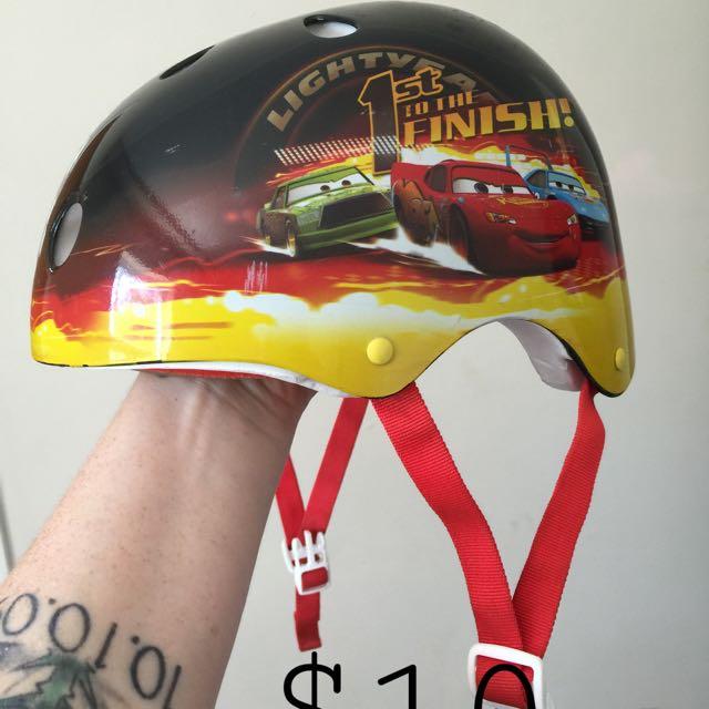 """""""Cars"""" Helmet"""