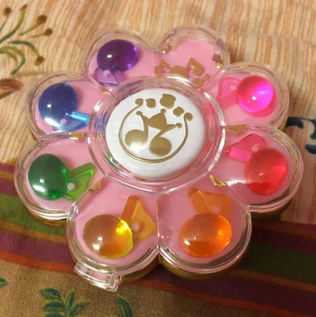 小魔女doremi 2代 15週年 紀念版鏡盒 美少女戰士