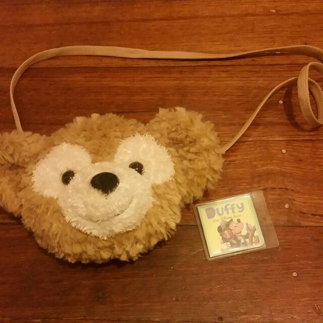 Duffy Bear Bag
