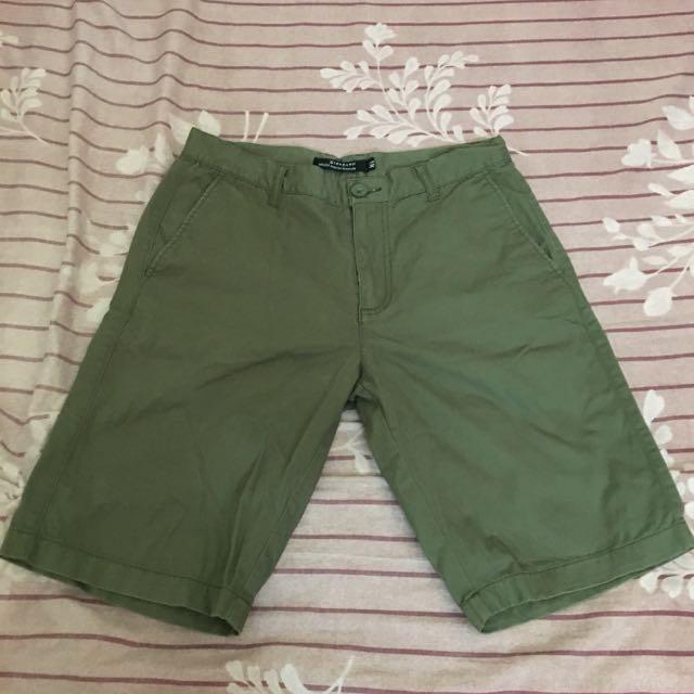 Giordano 短褲