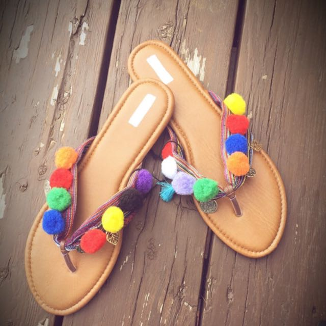 Greek Boho Sandals