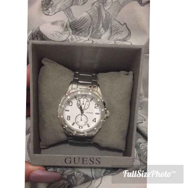 Guess Sliver Watch