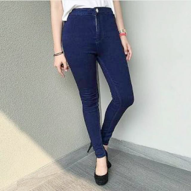 Highwaist (HW) Jeans Navy