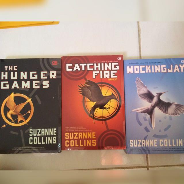 Hunger Games Novel