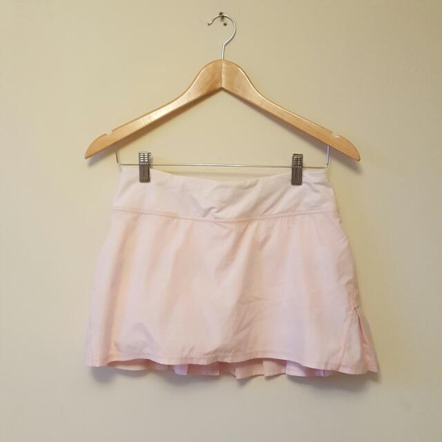Lululemon Pace Setter Skirt In Pink