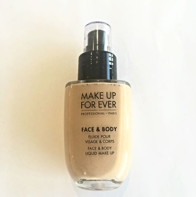 Make Up Forever Face And Body