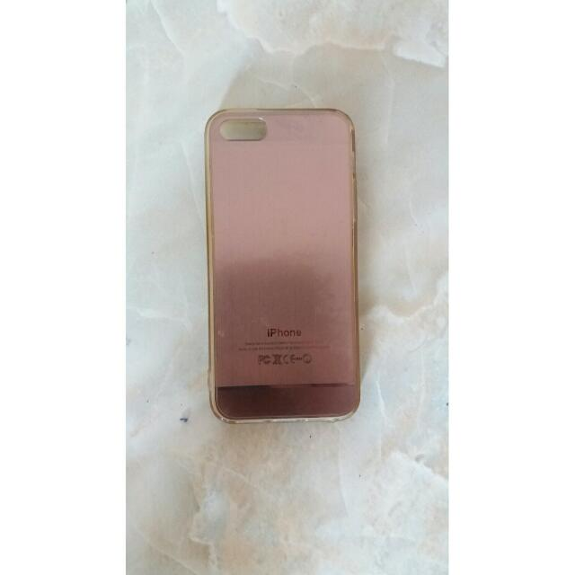 Metallum Rosegold Iphone 5s
