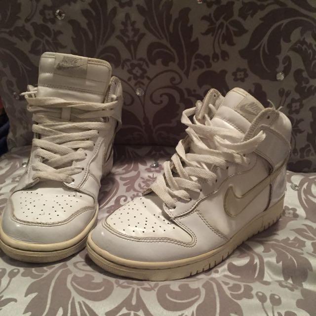 Nike Dunks White