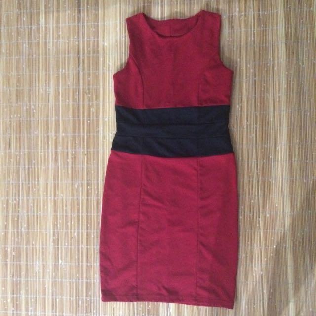 Office Bodycon Dress